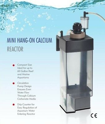 BRAND NEW IN THE BOX HANG ON CALCIUM REACTOR