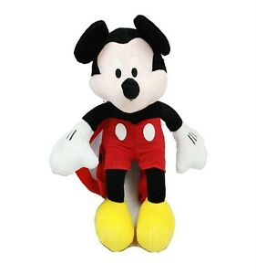 NWT-Disney-Mickey-Mouse-Clubhouse-Plush-Bag-Backpack-16-Licensed-Goods