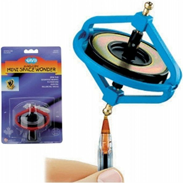 Original Gyroscope Mini Space Wonder Original Educational Scientific Toy