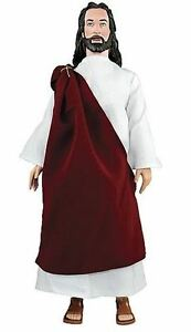 "12"" JESUS CHRIST Talking DOLL Timecapsule Toys action figure"