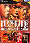 Atari Twinpack: Desperados: Wanted Dead Or Alive + Dead Man's Hand (PC, 2006, DVD-Box)