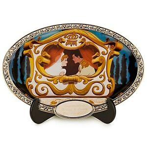 Disney-Cinderella-Wedding-Plate-Walt-Disney-Collectibles-99281