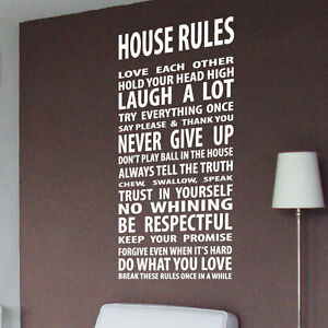 Family-Love-House-Wall-Quotes-Wall-Stickers-Wall-Decals-Wall-Murals