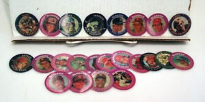 Lot-of-24-Misc-7-Eleven-SLURPEE-Pogs-BASEBALL-SUPERSTARS-L5046