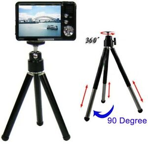 New-Mini-Tripod-Stand-Holder-For-Digital-Camera-UK