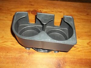 94 04 Chevy S10 Pickup Gmc Sonoma 60 40 Seat Cup Holder