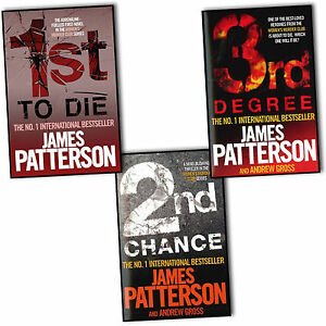 James-Patterson-3-Books-Collection-Set-Pack-1St-To-Die-2nd-Chance-3rd-Degree-BN