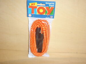 7 foot long Children's Skipping rope.My Toy Brand. New in sealed package.