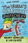 Hank Zipzer 4: The World's Greatest Underachiever and the Lucky Monkey Socks by Henry Winkler, Lin Oliver (Paperback, 2012)