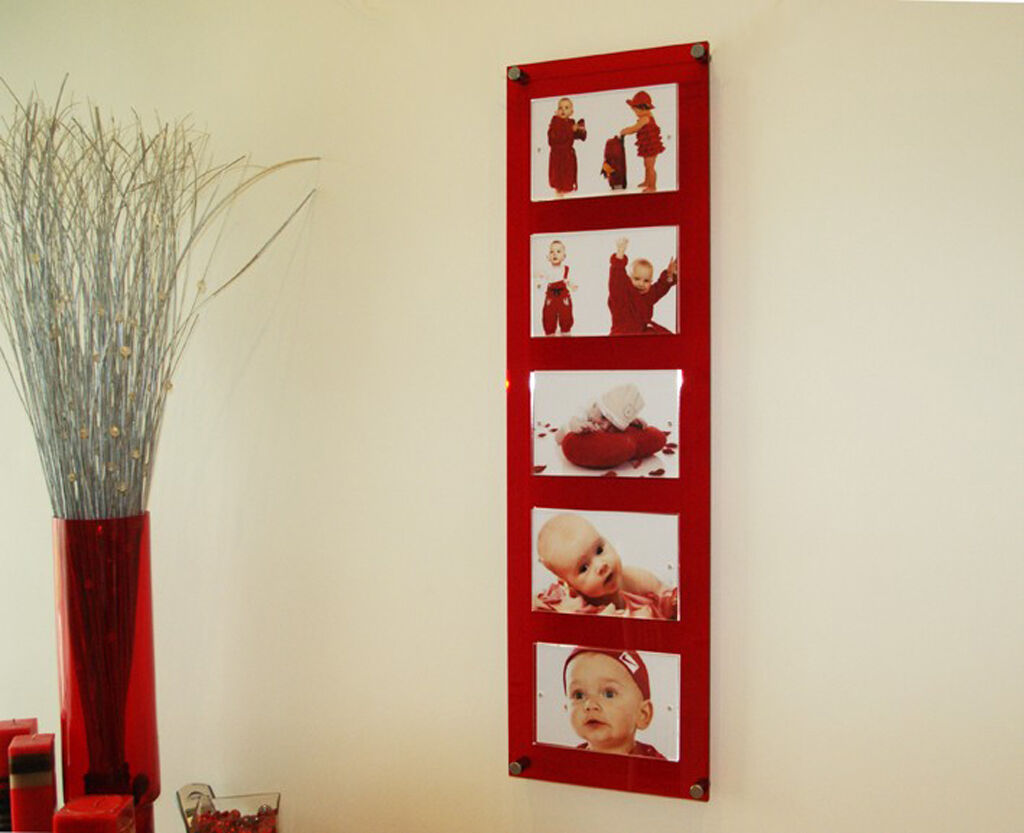 Magnetic Photo Multi Frame 5x 7x5