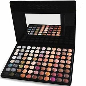 New-Pro-88-Full-Colors-Warm-Fashion-Eye-Shadow-Eyeshadow-Palette-2-Brushes