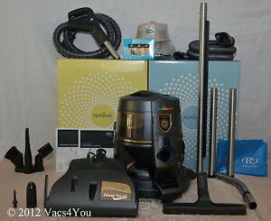 Rainbow E2 Gold Model Two Speed Vacuum
