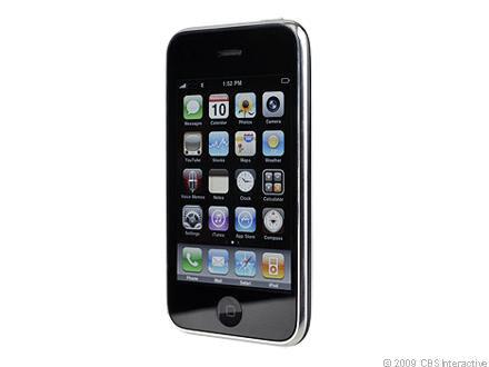 Genuine Apple iPhone 3GS - 8 GB - Black (Unlocked) Smartphone Mobile Phone