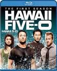 Hawaii Five-0: The First Season (Blu-ray Disc, 2012, Canadian)