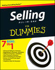 Selling All-in-One for Dummies by Consumer Dummies, Stephan Bodian (Paperback, 2012)