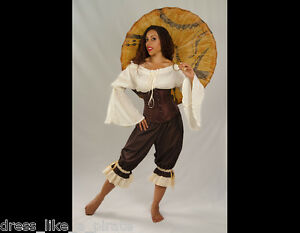 DRESS-LIKEA-PIRATE-BRAND-SEXY-COOL-amp-COMFY-RENN-OR-STEAMPUNK-BLOOMERS