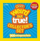Weird But True Collector's Set: 1,000+ Outrageous Facts and Eye-Popping Photos by National Geographic Kids Magazine (Paperback, 2012)