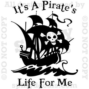 IT-039-S-PIRATES-LIFE-FOR-ME-SHIP-JACK-SPARROW-Quote-Vinyl-Wall-Decal-Decor-Sticker