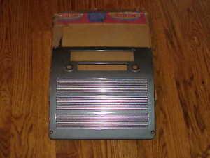 1951-1952-P22-P23-Radio-Grille-NOS-MoPar-Cranbrook-Concord-Suburban-Chryco
