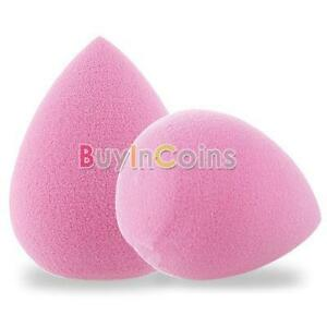 Pro-Beauty-Makeup-Sponge-Blender-Flawless-Smooth-Shaped-Water-Droplets-Puff
