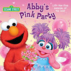 Abby's Pink Party by Naomi Kleinberg (Board book, 2012)
