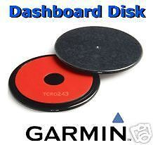 Garmin-GENUINE-Dashboard-Mount-Disc-GPS-SATNAV-Nuvi-200-205-250-255-265-275-200W