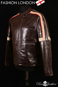 039-WAR-OF-THE-WORLDS-039-Men-039-s-Brown-Glazed-Movie-Film-Real-Leather-Action-Jacket