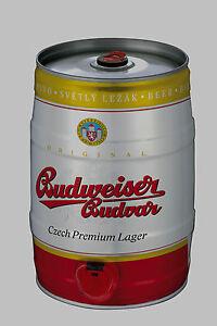 Budweiser Fass