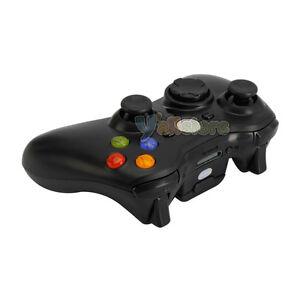 New-Black-Wireless-Controller-for-Microsoft-Xbox-360-Xbox360-USA-Free-Shipping