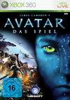 James Cameron's Avatar - Das Spiel (Microsoft Xbox 360, 2009, DVD-Box)