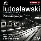 Witold Lutoslawski - : Orchestral Works, Vol. 2 (2012)