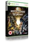 Mortal Kombat vs. DC Universe (Microsoft Xbox 360, 2008)