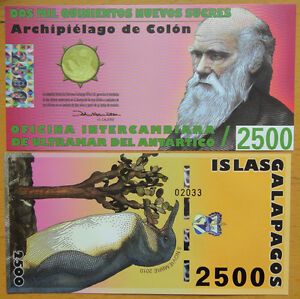 Galapagos-Polymer-Banknote-2500-Sucres-2010-UNC