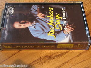 Jim-Nabors-Sings-your-all-time-favorites-tape-2-cassette-tape-RARE