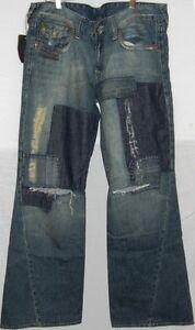 Mens-Denim-Jeans-True-Religion-034-JOEY-034-Row-40-Seat-34