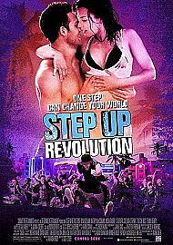 Step Up 4 Miami Heat   - DVD - Brand New