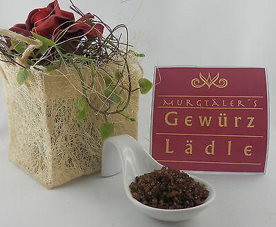 Druiden Rauchsalz / Wikinger Salz 100gr Beutel