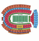 Ohio State Buckeyes Football vs Purdue Boilermakers Tickets 10/20/12 (Columbus)