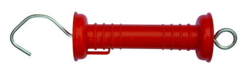 Horizont Electric fence gate handles available in three colours
