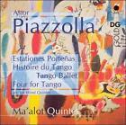 Astor Piazzolla - Piazzolla: Estationes Porteñas; Histoire du Tango; Tango Ballet; Four for Tango (2006)