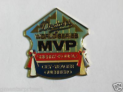 "Weitere Ballsportarten Sport LiebenswüRdig Vintage Dodgers World Serie Pin-flagge Mvp "" Sherry Koufax "" 1988 Reversnadel"