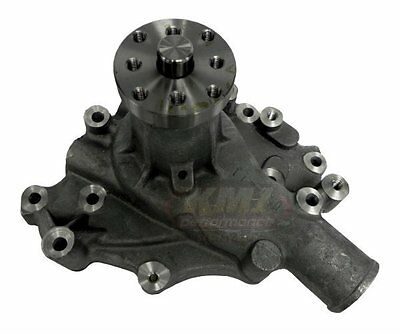 Aluminum Ford 302 Racing High Volume Water Pump Small Block V8