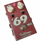 Fulltone '69 Mkii Fuzz Guitar Effects Pedal (676891000537)
