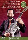 Learn To Play Bottleneck Blues Guitar Vol. 2-3 (DVD, 2003, 2-Disc Set)