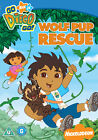 Go Diego Go - Wolf Pup Rescue (DVD, 2008)