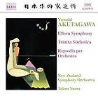 Yasushi Akutagawa - : Ellora Symphony; Trinita Sinfonica Rapsodia per Orchestra (2005)