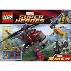 LEGO Marvel Super Heroes Wolverine's Chopper Showdown (6866)