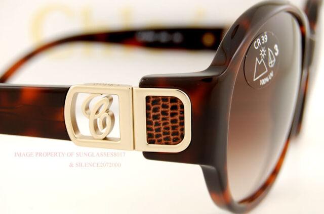d4a3121df34e Brand New Chloe Sunglasses CL 2241 CL2241 Color C02 HAVANA 100% Authentic