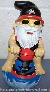 Miami Marlins MLB Team Thematic Gnome - NEW!