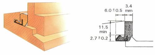 63 METRE COIL WHITE /& BROWN 5 109 124 AQUAMAC 21